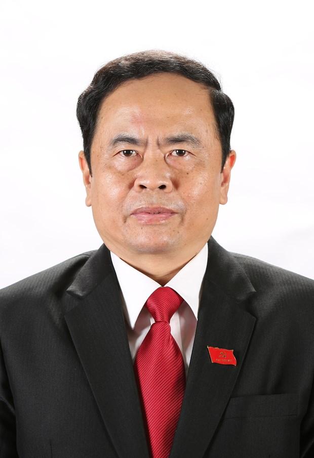 越共十二届七中全会:陈锦秀和陈青敏被补选为第十二届中央书记处成员 hinh anh 1