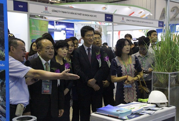 第十届越南国际能源与环境技术展拉开序幕 hinh anh 2