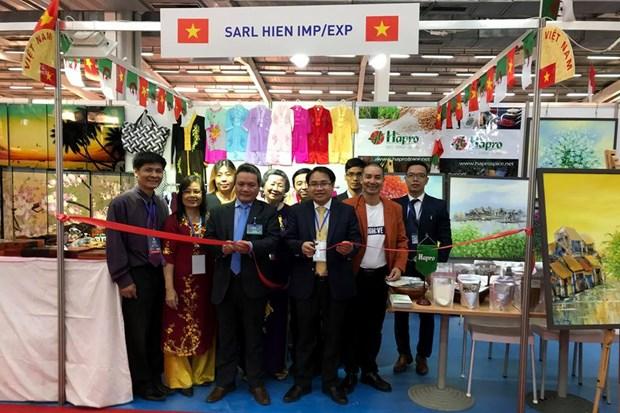越南参加第51届阿尔及尔国际博览会 hinh anh 1