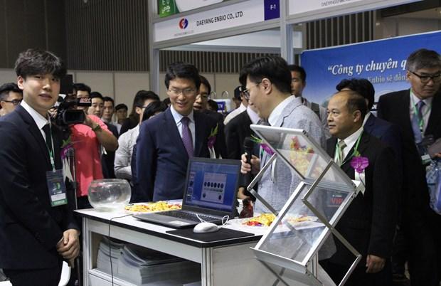 第十届越南国际能源与环境技术展拉开序幕 hinh anh 1