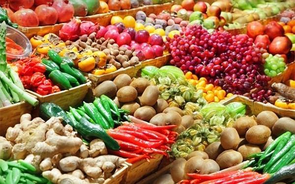 今年前4月蔬果出口额同比增长近30% hinh anh 1