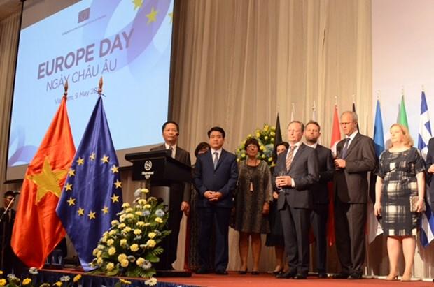 越南是欧盟东南亚战略的重要支柱 hinh anh 1