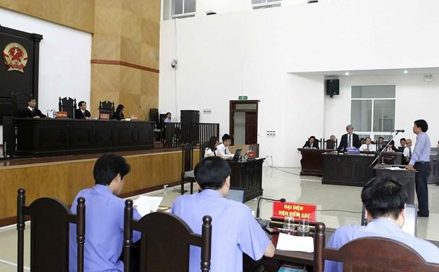 PVC案件:检察院驳回丁罗升等被告提出的抗诉 hinh anh 1