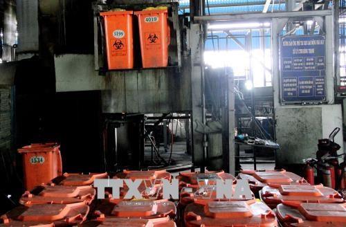 越南支持外国企业加大对环保领域的投资力度 hinh anh 1