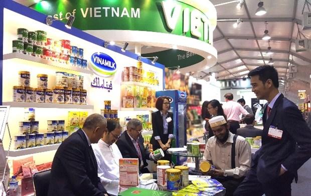 充分开发越南和中东贸易潜力 hinh anh 1