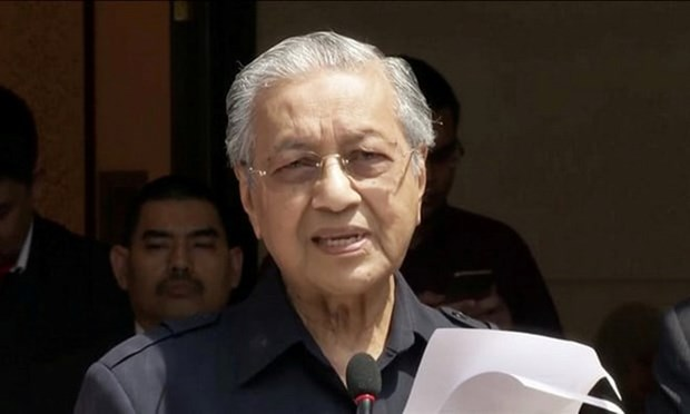 世界各国向马来西亚新一届政府致贺电 hinh anh 1