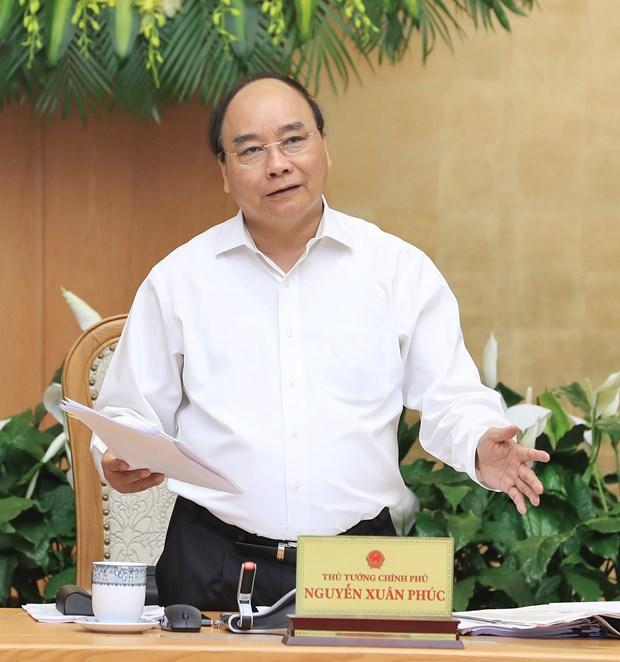 越南政府发表2018年4月例行会议决议 hinh anh 2