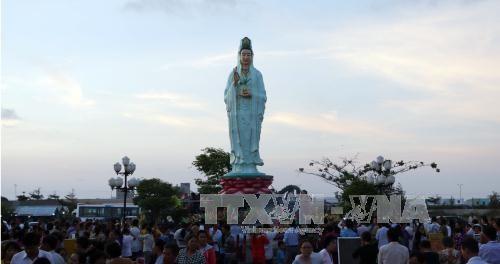 年初至今薄辽省国际游客到访量达3200人次 hinh anh 1