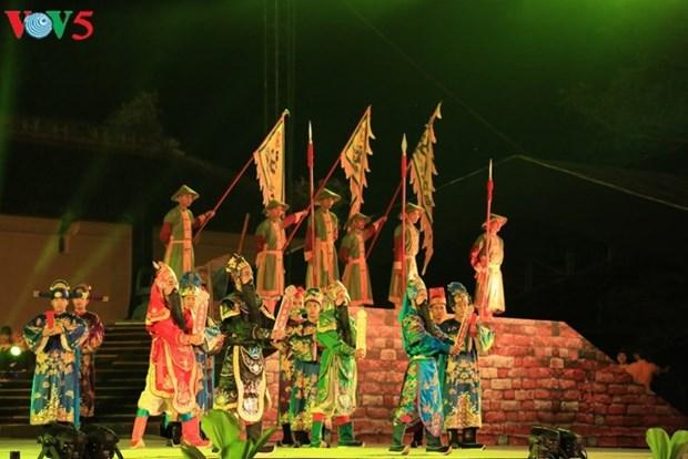 顺化文化通过2018年顺化艺术节得到升华 hinh anh 2