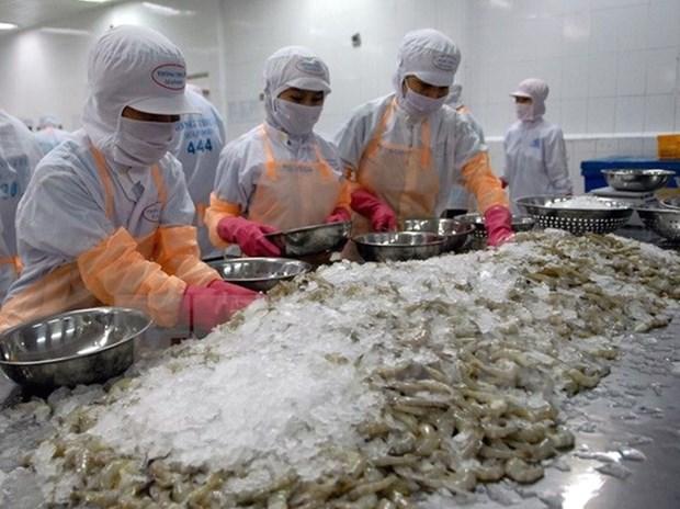 坚江省提高出口产品的竞争力 hinh anh 1