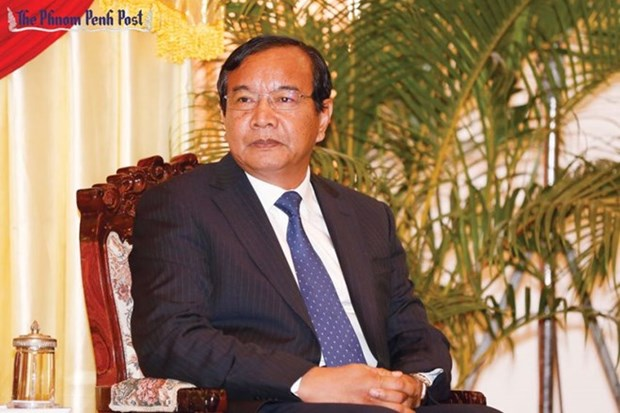 柬埔寨外交国际合作部大臣布拉索昆将赴河内出席越柬混合委员会第16次会议 hinh anh 1