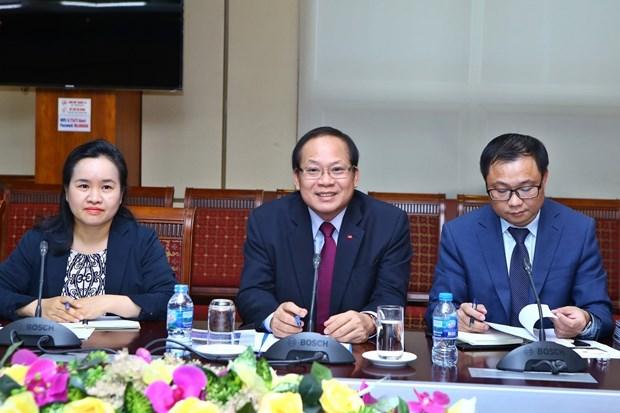 越南将承办2019年亚太信息通讯科技大奖赛 hinh anh 2