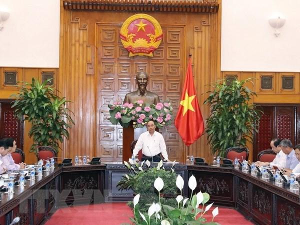 政府总理阮春福:推进电子政务建设 hinh anh 1