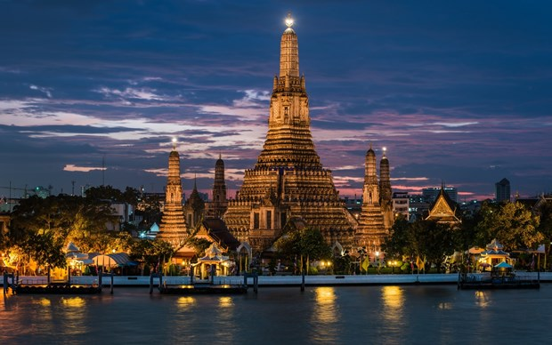 2018年第一季度泰国贸易增长率可达4% hinh anh 1