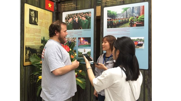 河内——给外国游客留下美好印象的旅游城市 hinh anh 1