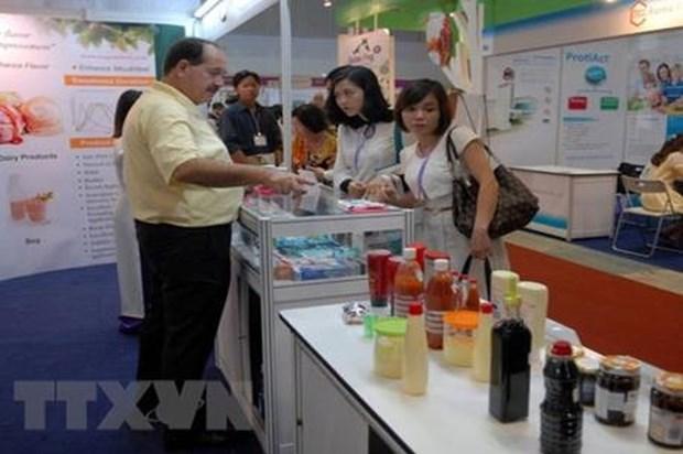 越南成为东盟食品和饮料产业的潜在市场 hinh anh 1