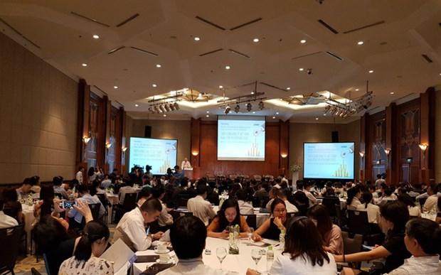 越南2018-2020年经济前景展望研讨会在河内举行 hinh anh 1
