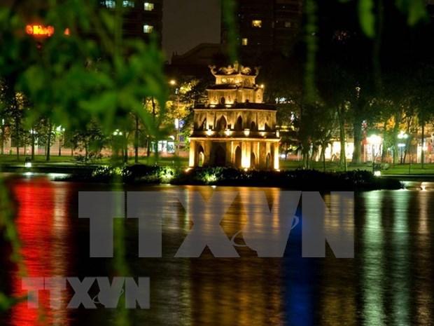 河内——给外国游客留下美好印象的旅游城市 hinh anh 2