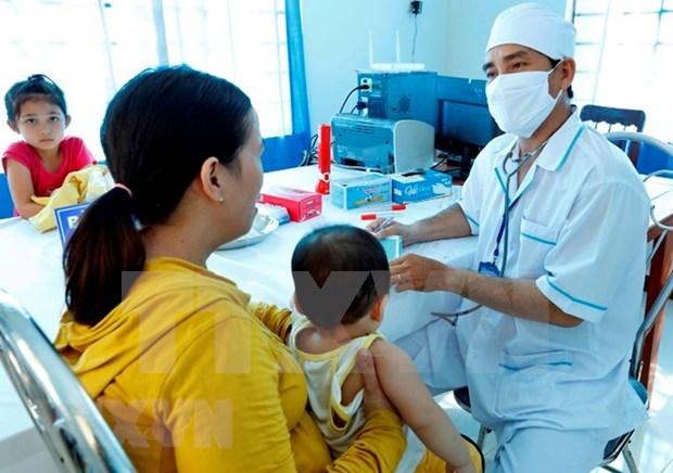 越南与韩国加强合作 提高人民健康水平 hinh anh 1