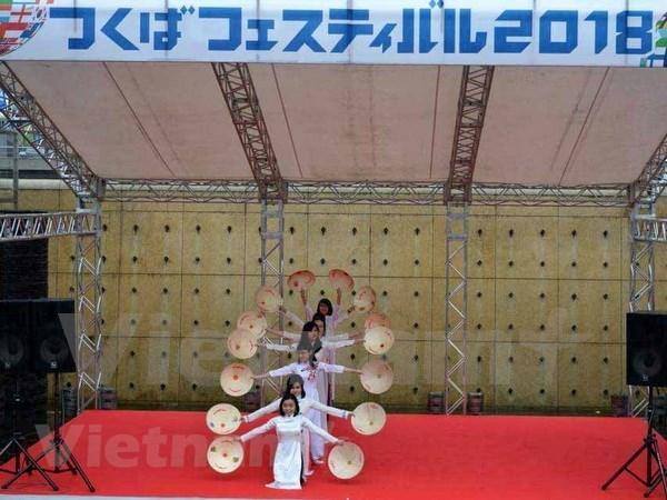 向日本人推广越南文化特色之美 hinh anh 1