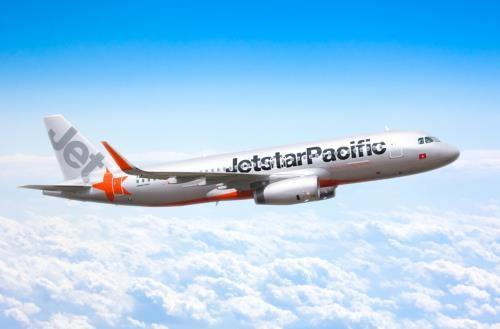 捷星太平洋航空公司加开越南胡志明市和河内市至中国广州的航班 hinh anh 1