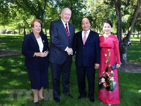 澳大利亚总督科斯格罗夫和夫人即将访问越南 hinh anh 1