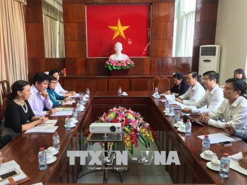 国际救助儿童会将在芹苴市设立代表处 hinh anh 1