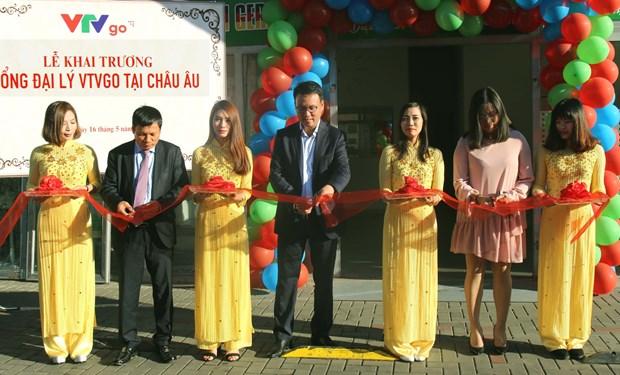 越南国家电视台网络电视VTV go在欧洲开设总代理 hinh anh 1