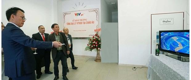 越南国家电视台网络电视VTV go在欧洲开设总代理 hinh anh 2