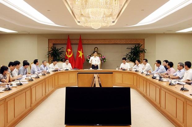 """武德儋副总理:""""越南数字化知识体系提案""""需要全社会的共同努力 hinh anh 1"""