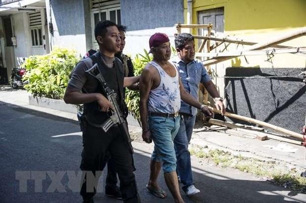 东盟发表声明对印尼连环爆炸案表示强烈谴责 hinh anh 1