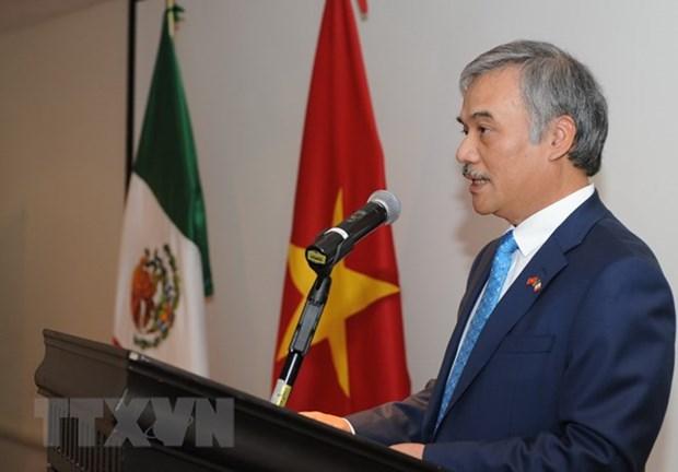 越南与墨西哥建立21世纪的伙伴关系 hinh anh 1