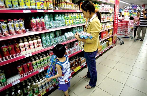 越南饮料行业力争2016-2020年阶段平均增长率达5.8% hinh anh 1