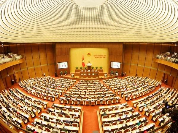 越南第十四届国会第五次会议公报(第一号) hinh anh 1