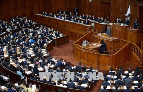 日本众议院批准CPTPP hinh anh 1