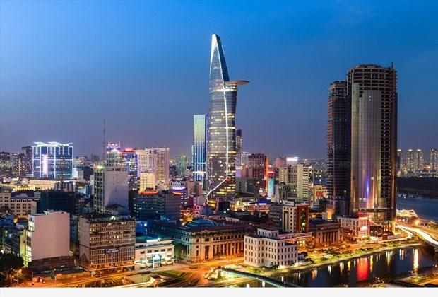 越南房地产继续受到外国投资者的青睐 hinh anh 1