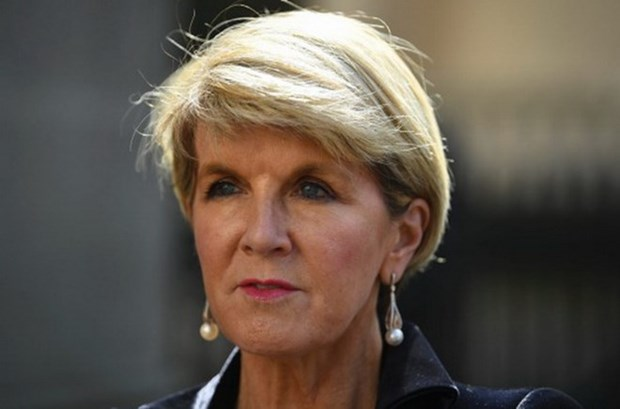 澳大利亚反对中国在东海上进行的军事化行动 hinh anh 1