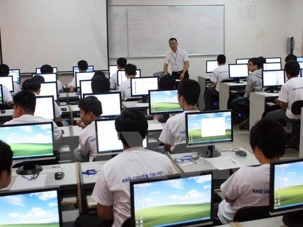 越南7名学生在2018年亚洲信息学奥林匹克竞赛中获奖 hinh anh 1