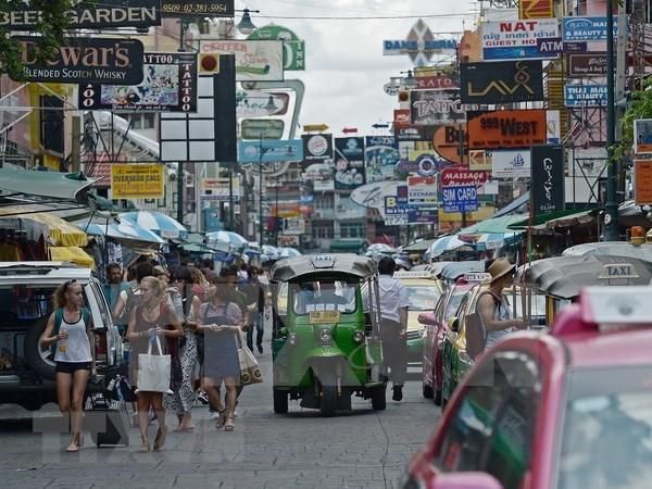 2018年第一季度泰国GDP增长率创五年来新高 hinh anh 1