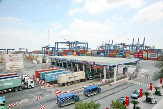 越南物流产业年均增速达14%至16% hinh anh 1