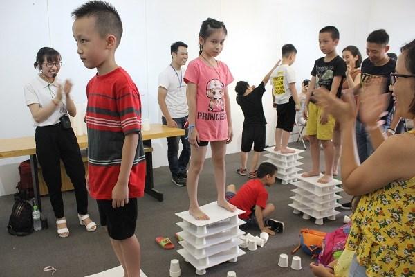 来越南妇女博物馆参加夏季探索活动 hinh anh 2