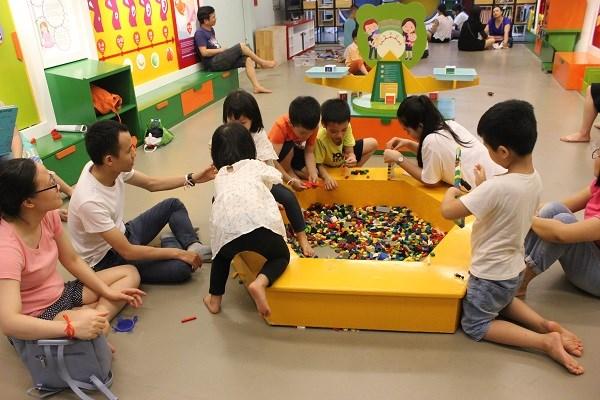 来越南妇女博物馆参加夏季探索活动 hinh anh 3