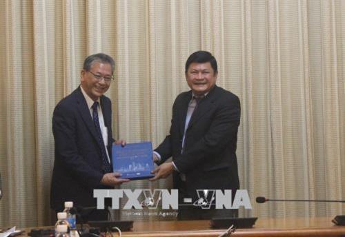 胡志明市希望日本加大对该市工业、农业和旅游业的投资 hinh anh 1