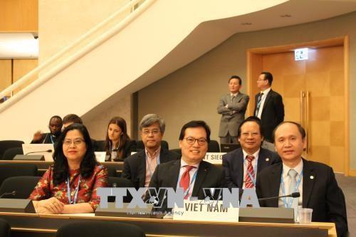第71届世界卫生大会:越南积极加强医疗卫生国际合作 hinh anh 1