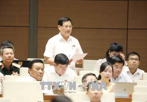 越南第十四届国会第次五会议: 越南经济增长强劲 hinh anh 1