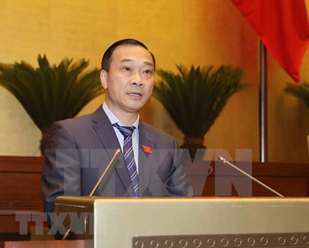 越南第十四届国会第五次会议:讨论提高投诉举报处理工作效率的措施 hinh anh 1