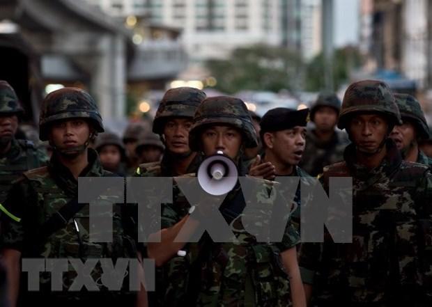 泰国与澳大利亚和美国展开常年军事演习 hinh anh 1