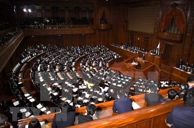 日本通过《跨太平洋伙伴关系全面进展协定》实施法案 hinh anh 1