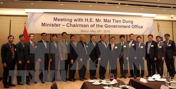越南重视为外国投资者创造便利条件 hinh anh 1