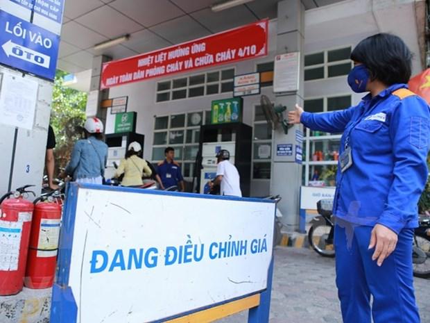 越南上调各类成品油价格 hinh anh 1